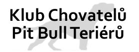 Klub Chovatelů Pit Bull Teriérů